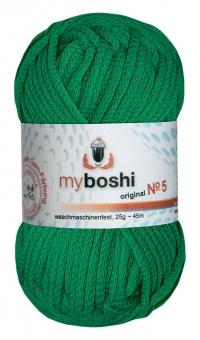 522 - grasgrün myboshi No. 5