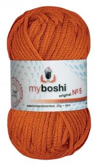 531 - orange myboshi No. 5