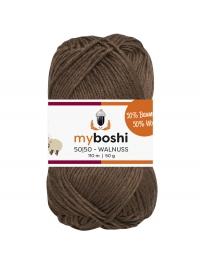 977 - walnuss myboshi 50/50