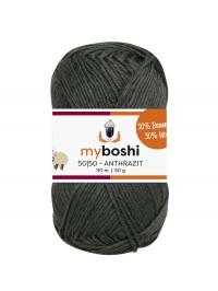 995 - anthrazit myboshi 50/50