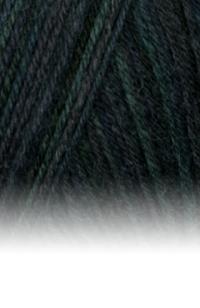 Sockenwolle Trekking XXL - 687 blau/schwazr meliert