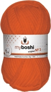 331 - orange myboshi No.3