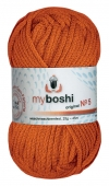 531 - orange myboshi No. 5
