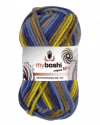 C17 - Pfau myboshi Wolle No.1 Multicolor