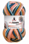 C7 - Eisvogel myboshi Wolle No.1 Multicolor