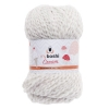 myboshi Wolle Cream 1 - Zuckerwatte
