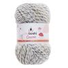 myboshi Wolle Cream 6 - Lakritze