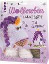 Fabelhafte Wollobies - Häkelset Elli Einhorn