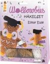 Fabelhafte Wollobies - Häkelset Elmar Eule