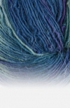 Blaumeise 3654 - Atelier Zitron Fil Royal handgefärbt